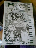 my personalize notebook by keiZap