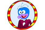 Muppet Button #4: Gonzo the Great by IDontLikeCoffee22