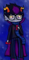 Eridan Ampora by Dartty