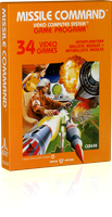 Atari Age (Missile Command) by LowBred