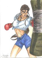 Punch it out by littlesusie2006