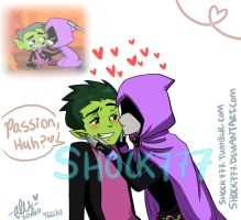 Passion, huh? by shock777