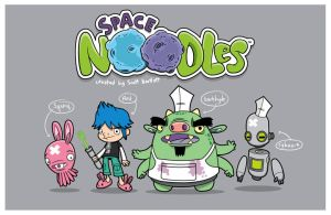 Space Noodles by cronobreaker