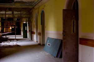 St Georges Asylum, Stafford 3 by bob-in-disguise
