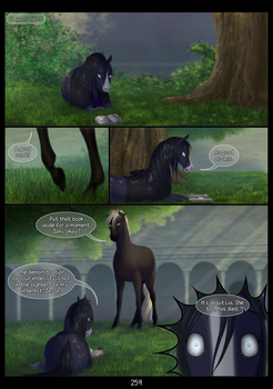 Caspanas - Page 259 by Lilafly
