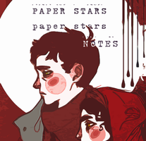 -Paper Stars Notes, Themes + Symbols- by HennaLucas