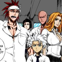 BLEACH- chap. 195 -FINISHED- by Miharu-san