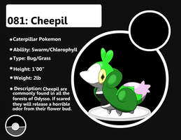 081: Cheepil by SteveO126