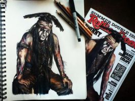 Tonto by Tyliss