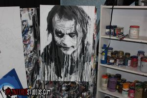 Joker (In Progress) Update 2 by StephenQuick