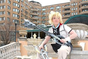 Roxas cosplay 8 by invader-gir