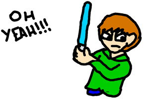 Jedi Forman by cagstoon