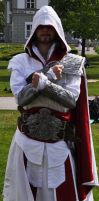 AC Brotherhood -  Ezio Cosplay by LadyBad