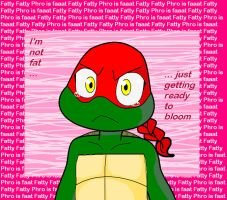 tot Phro is not fat by Dr-Innocentchild