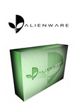 Alienware logo and packaging by alekSparx