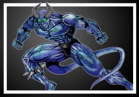 Naruk-Tok Colored by stevec78