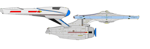 STID Connie Refit by Gundam1701