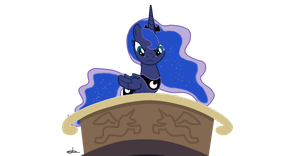 Luna S4 Vector by Kana-The-Drifter