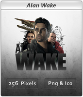 Alan Wake - Icon by Crussong