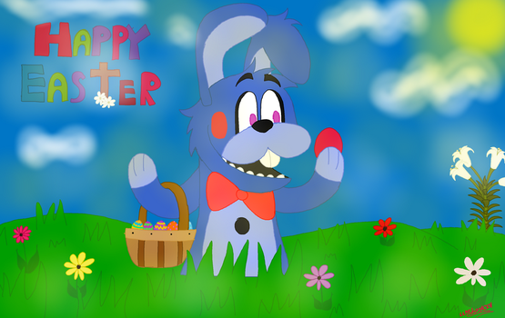 Happy Easter! by Wyldstyle101