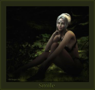 Smile Though Your Heart Is Breaking by x-bossie-boots-x