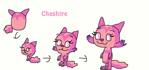 Cheshire for Wooparoo Mountain Contest by TannerxDelia