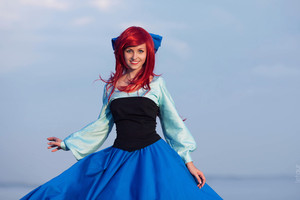 Ariel: The Little Mermaid 10 by Cheza-Flower