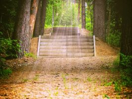 Stairway To What? by LaunchLook