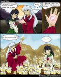 Inuyasha's Wish. by Caliosidhe