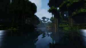 Minecraft nature 1 by Vicingus