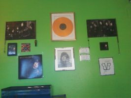 BvB wall by Bridesmaid13