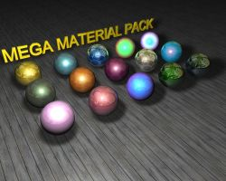 Flamix's Mega Material Set by Flamix