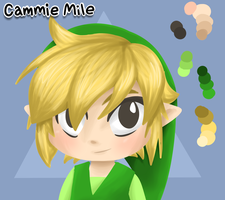 Little Link by Caramelcat123