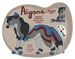 Aiyana by starry-fruit