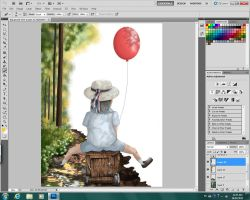 Wip Colouring by DefineYvonne