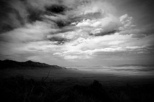 Great Basin by orographic