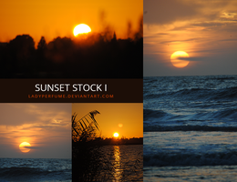 Sunset stock by Ladyperfume