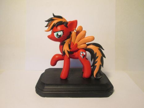 Gracie Heart OC Patreon Giveaway Winner by EarthenPony
