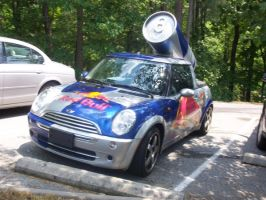 Red Bull Mini by short-shift90