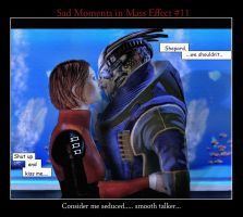 Sad moments in Mass Effect 11 by maqeurious