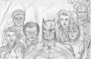 The Outsiders by studioquimera