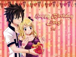 Happy Birthday Lucy by Milady666