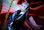 Danganronpa - Kirigiri by loveweeds