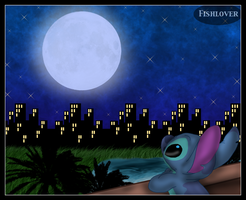 Starry Night by Fishlover