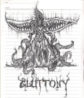 Gluttony - attempt by lucero