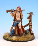 Ellen Stone painted by Tish Wolter by newboldworld