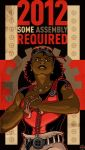 2012 ASSEMBLY REQUIRED POSTER by PaulSizer