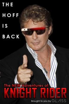 The New Knight Rider Fake Ad by blackrock3
