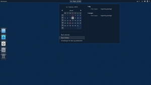 Ambrosia 3.14-2.3 - GNOME Shell theme by DarkBeastOfPrey