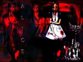 Alice American McGee by Lionofdemise